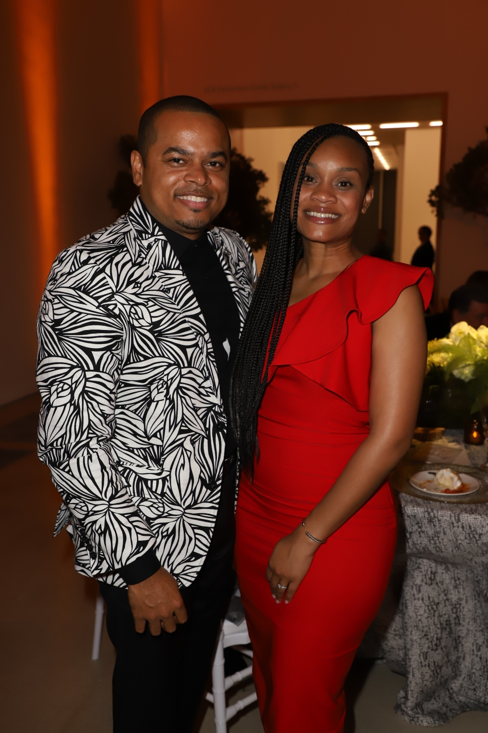 9. City of Miami Commissioner Keon Hardemon & Adria Hardemon
