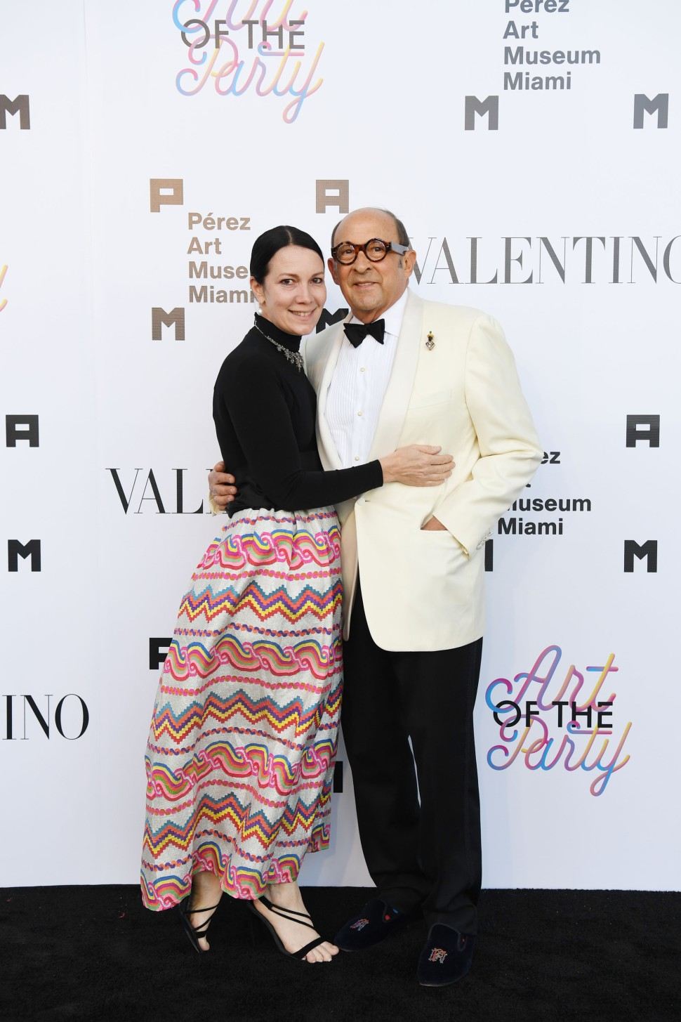 Adrienne bon Haes & Marvin Ross Friedman.jpg